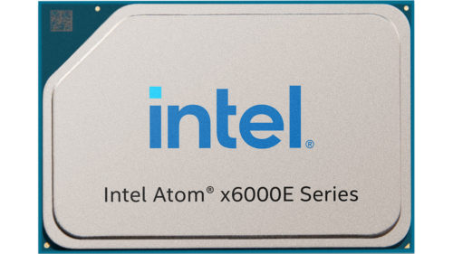 Intel's Atom x6000E 'Elkhart Lake' target service and edge applications