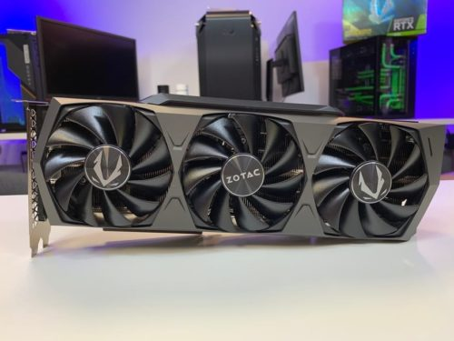 ZOTAC GeForce RTX 3090 Trinity Review
