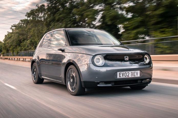 2020 Honda e Advance Review