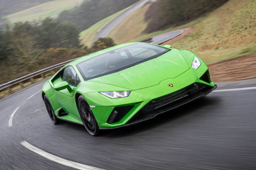 2020 Lamborghini Huracan Evo RWD First Drive Review: One Step Back, Two Steps Forward