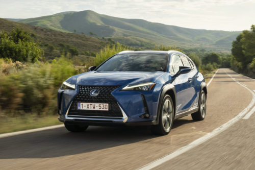 Lexus UX300e review: All-electric high ride