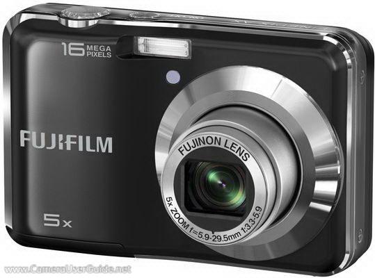 Fujifilm FinePix AX380 / AX385 Camera
