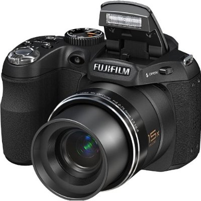 Fujifilm FinePix S2500HD / S2600HD Camera