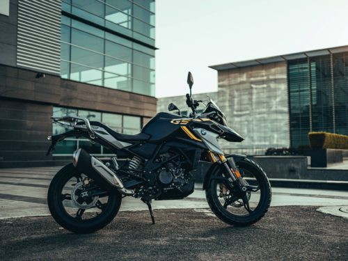 2021 BMW G310GS First Look