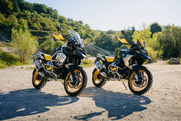 2021 BMW R1250GS And R1250GS Adventure First Look