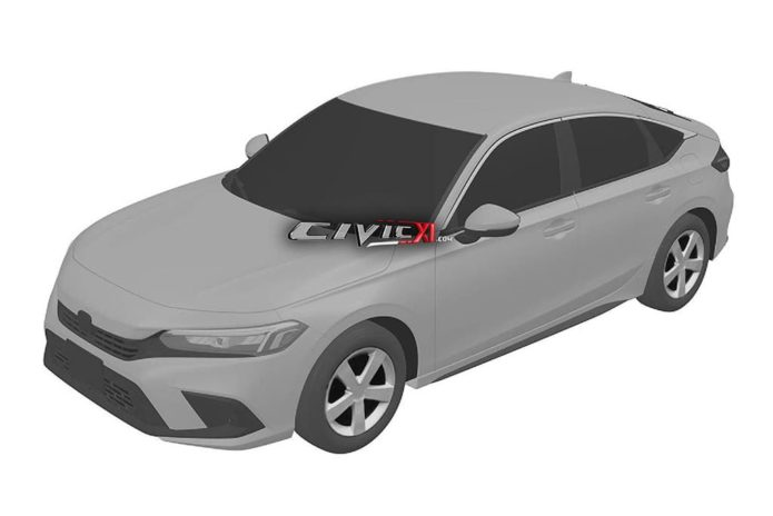 Next-gen Honda Civic to be less aggressive