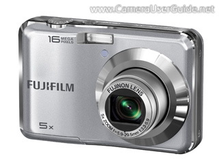 Fujifilm FinePix AX360 Camera