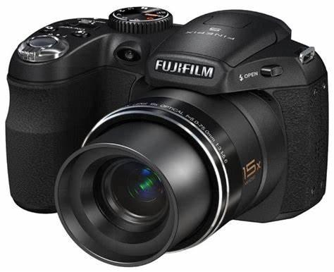 Fujifilm FinePix S1700 Camera