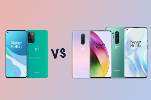 OnePlus 8T vs OnePlus 8 vs 8 Pro: What's the rumoured difference?