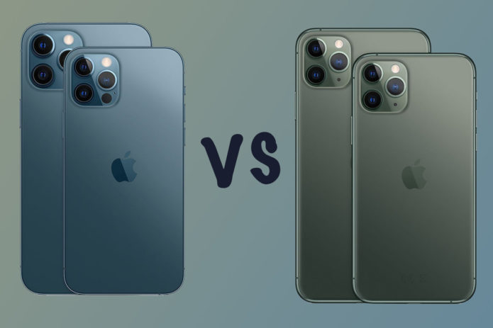 Apple iPhone 12 Pro Max vs iPhone 11 Pro Max: What's the difference?