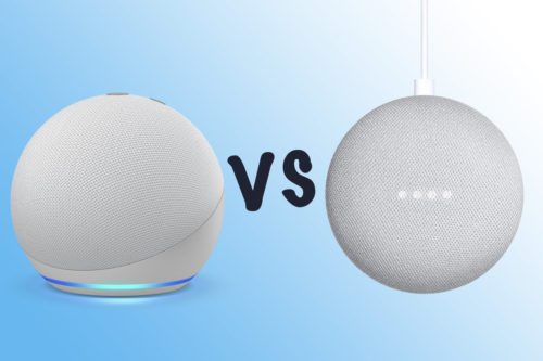 Amazon Echo Dot 2020 vs Google Nest Mini: Which is the best compact smart speaker?