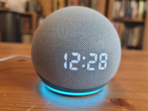 Amazon Echo Dot with Clock review (2020)
