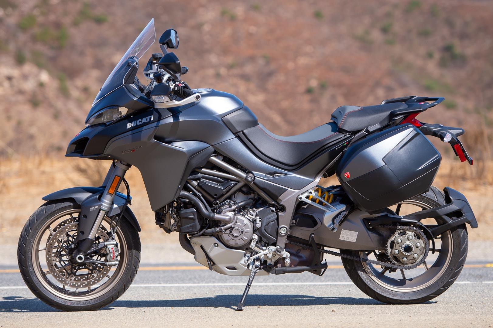 Ducati Multistrada 1200 Enduro Pro Is For Professionals To