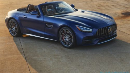 2020 Mercedes-AMG GT C Roadster Review – Power with personality