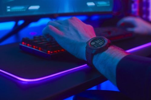 "Forget fitness, Garmin's new smartwatch is designed for ""esports athletes"""