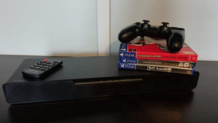 Panasonic SoundSlayer Gaming Speaker Review