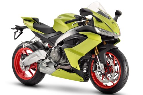 2021 Aprilia RS 660 Preview (18 Fast Facts, Plus Specs and Photos)