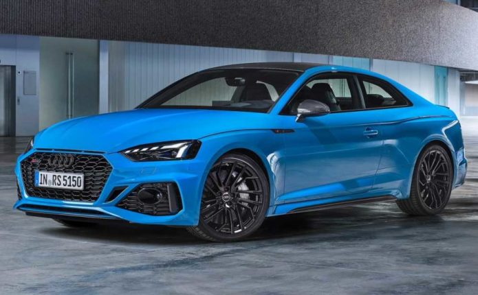 2021 AUDI RS5 REVIEW