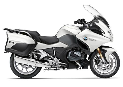 2021 BMW R1250RT First Look