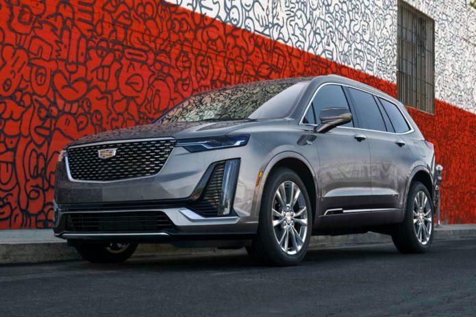 2021 Cadillac XT6 Review