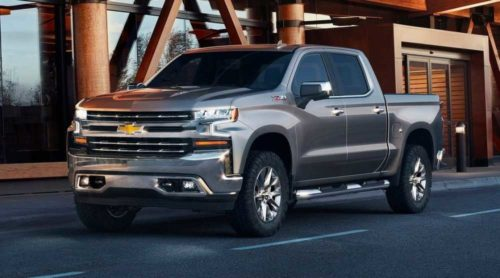 2021 Chevrolet Silverado 1500 Review