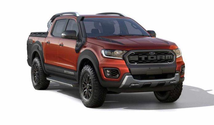 2021 Ford Ranger Review