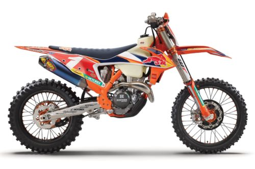 2021 KTM 350 XC-F Kailub Russell Edition First Look (12 Fast Facts)