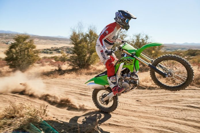 2021 Kawasaki KX450X Review: Off-Road Motorcycle Test (14 Fast Facts)