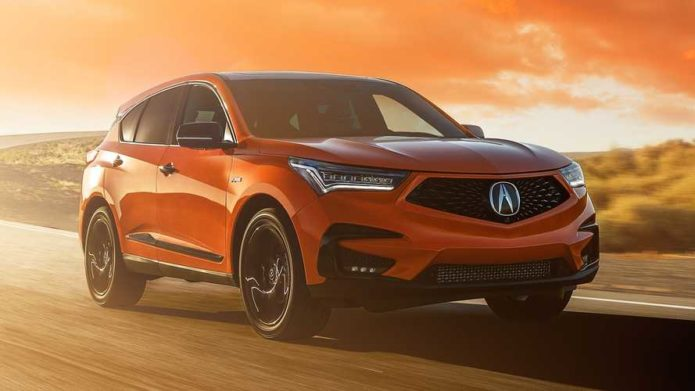 2021 Acura RDX PMC Pricing Revealed And It's A Bargain
