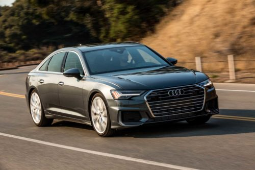 The Audi A6 e-tron concept is bold and bonkers