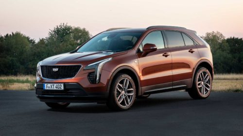 2021 Cadillac XT4 Review