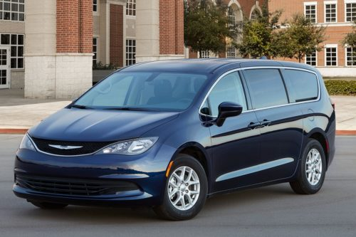 2021 Chrysler Voyager Review