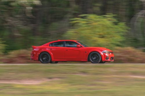 Tested: 2021 Dodge Charger Hellcat Redeye Adds More Power to the Mix