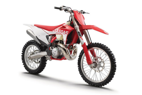 2021 GasGas Off-Road Two-Stroke Lineup First Look