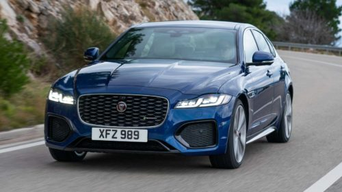 2021 Jaguar XF Mid-Cycle Refresh Revealed With Major Interior Updates