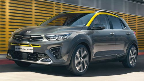 2021 Kia Stonic GT Line Adds Visual Pizzazz To The Small Crossover