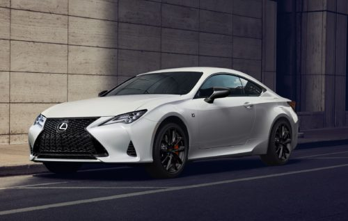 2021 Lexus RC Review