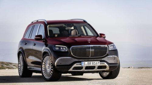 The 2021 Mercedes-Maybach GLS has a painful price tag for a super-luxe SUV