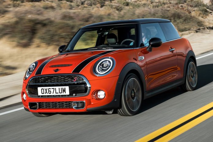 2021 Mini Cooper Review