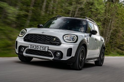 2021 Mini Countryman Review