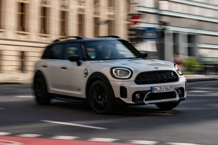 Prices up, diesel out for 2021 MINI Countryman