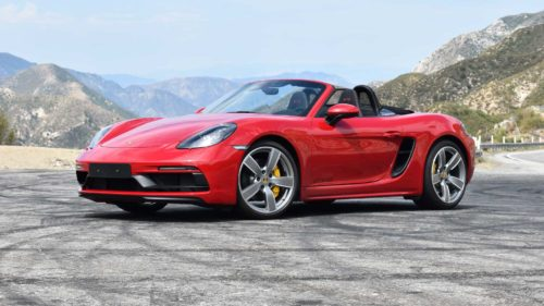 2021 Porsche 718 Boxster GTS 4.0 Review
