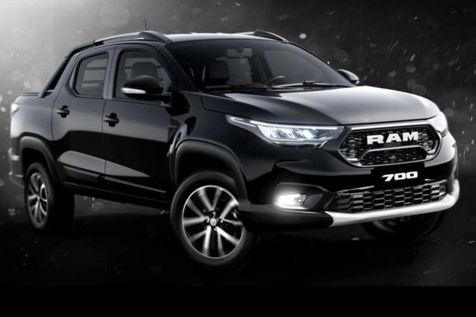 RAM 700 baby ute launched
