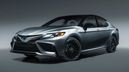 2021 Toyota Camry Hybrid Gets Price Cut Despite Host Of Updates