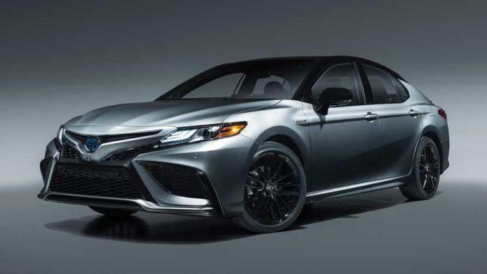 2021 Toyota Camry Hybrid Gets Price Cut Despite Host Of Updates
