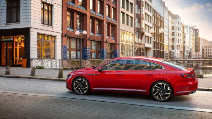 2021 VW Arteon: Pricing and trim levels