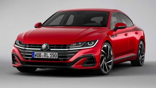 2021 VW Arteon Lands In The US With Price Bump, No Shooting Brake Or R