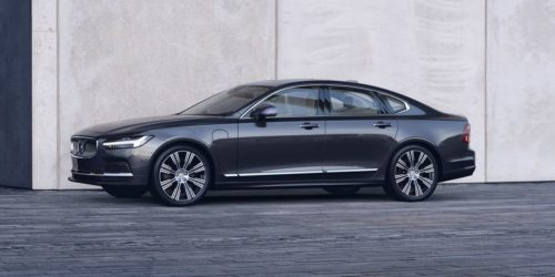 2021 Volvo S90 Review
