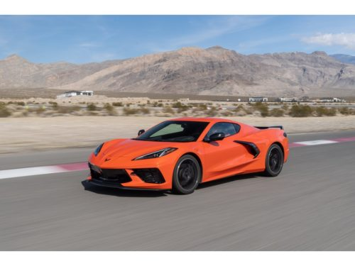 2021 Chevrolet Corvette Review