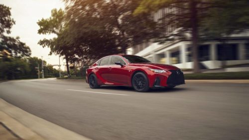 2021 Lexus IS: See what's new